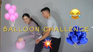 Balloon Challenge Challenge