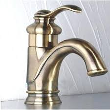 Bathroom Sinks And Faucets One Hole Bathroom Sink Faucet Faucets Images One Handle Single