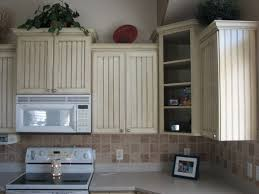 off white painted kitchen cabinets best way to paint kitchen cupboard doors design