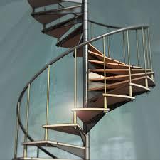 shades of grey adaptive spiral stairs