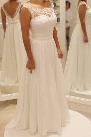 backyard wedding dresses simple a line backless wedding dress gowns wd024
