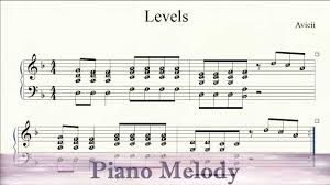 piano letter notes levels intro youtube