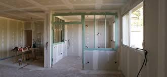 verriere chambre verri re blanche suite parentale salle de bain avec verriere blanche