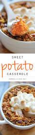 thanksgiving yams recipe marshmallows sweet potato casserole damn delicious