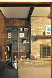 painting paneling in basement painting wood paneling how to paint over dark wood paneling