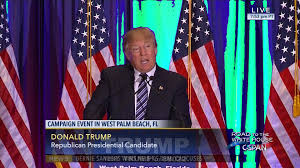 donald trump news conference west palm beach florida mar 5 2016