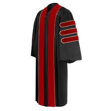 graduation toga doctorate of theology graduation gown gradshop