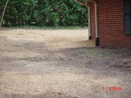 drainage solutions aeration u0026 seeding lawn maintenance