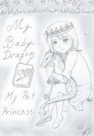 cover nalu my baby dragon my pet princess chap 1 by inubaki on