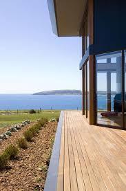 Coastal House Designs Panoramic House Plan On Australian Coast