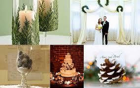 Christmas Wedding Decor - christmas wedding christmas wedding decorations