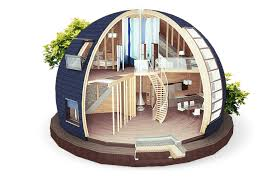 dome home interiors gorgeous russian dome homes of the future