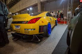 nissan 350z custom ssworxs genuine japanesse car parts and accessories