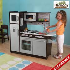 deluxe kitchen play set kids toy combo step2 in play kitchen