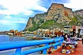 Palermo Italy Map by Sferracavallo Palermo Palermo Italy Small Seaside Suburb In
