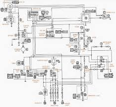 yamaha xt600e wiring diagram u2013 circuit wiring diagrams