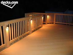 Patio Deck Lighting Ideas Three Reasons To Light Your Outdoor Living Space Decking Deck
