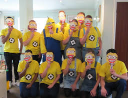 fancy dress national smile month
