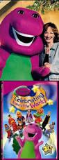 Backyard Fireworks Barney Backyard Gang by Barney The Purple Dinosaur Celebrating 20th Birthday Offbeat