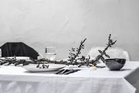 branch centerpieces stylish diy branch table centerpiece shelterness