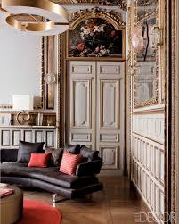return to form a modern paris apartment paris design elle