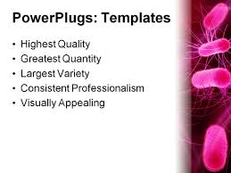 free templates for powerpoint bacteria bacteria powerpoint template free autodiet co