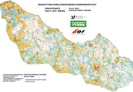 Java World Map by Woc Long Men July 4th 2017 Orienteering Map From Gpsseuranta