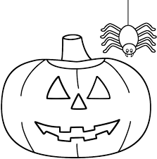 Spider Hanging On His Spider Web Coloring Page Netart Web Coloring Pages