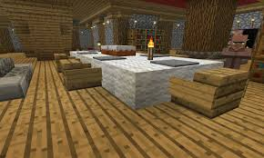 3d minecraft kitchen design with marvelous views of your kitchen
