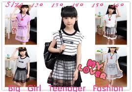 aliexpress com buy summer dress teenager big girls dresses kids