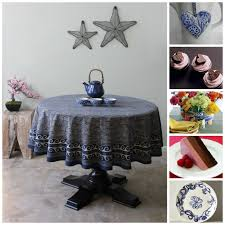 Round Kitchen Table Cloth by Round Table Cloths Party City Rounddiningtabless Com