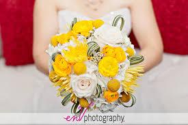 wedding flowers edmonton wedding bouquet inspiration cheery yellow white wedding bouquet