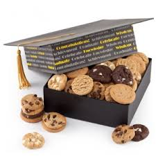 graduation box mrs fields graduation cap box