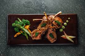 how to cook a rack of lamb great british chefs