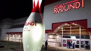 round 1 taunton massachusetts arcade tour youtube