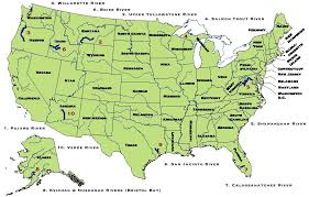 america map with rivers united states temperature cellular coverage road river map