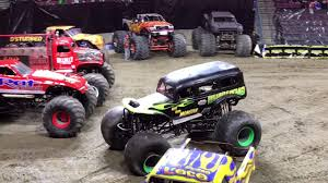 traxxas monster truck destruction tour bakersfield ca 2017