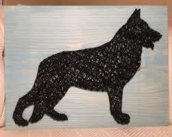 belgian sheepdog figurine hallmark store k9 police dog etsy