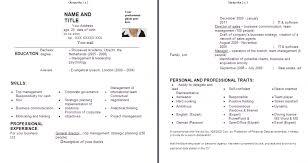 Resume Sample For Fresh Graduate Download Quick Learner Resume Haadyaooverbayresort Com