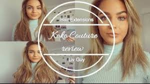 kylie hair couture extensions reviews easy affordable hair extensions koko couture music jinni