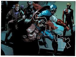 captain america iron man wins fight