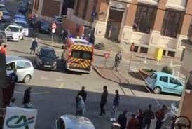 Google Street View France Jewish Women Soldiers Google Street by Knife Wielding Attacker Shot By Police After Stabbing Woman In
