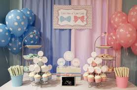 gender reveal party ideas 12 gender reveal party food ideas will make it more festive