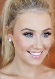 make up hochzeit wedding makeup tutorial for blue smink