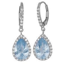 aquamarine drop earrings aquamarine drop earrings earrings for jewelry watches