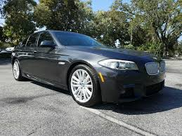 lexus body shop sarasota pre owned 2011 bmw 5 series 550i with m sport package 4dr car in