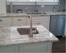 white ice granite houzz