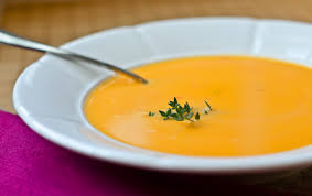 the easiest butternut squash soup huffpost
