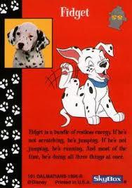 fidget 101 dalmatians disney wiki fandom powered wikia