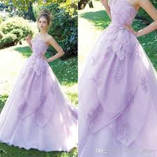 violet bridesmaid dresses discount new unique style a line purple wedding dresses sweetheart